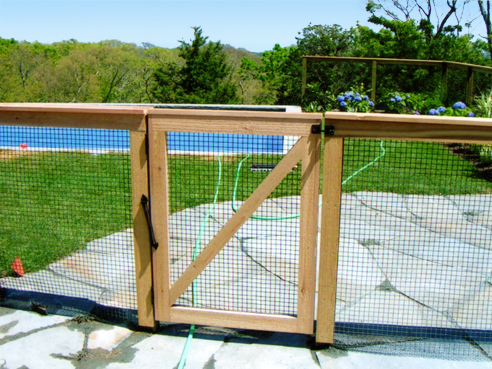 Garden Fence Gate - Home Design Ideas and Pictures